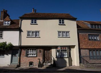 Thumbnail 4 bed terraced house for sale in Silverless Street, Marlborough, Wiltshire