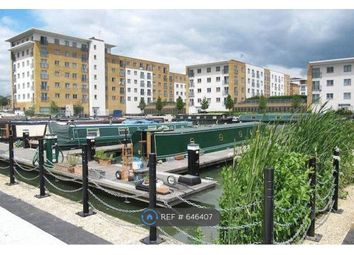 Thumbnail 1 bed flat to rent in Brecon House, London