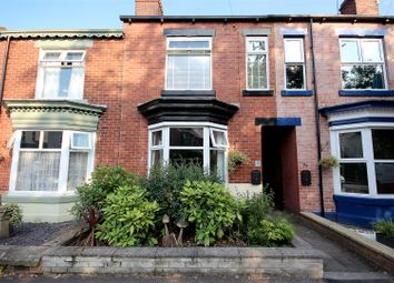 Thumbnail 3 bed terraced house for sale in Marshall Road, Sheffield