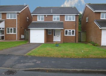 Thumbnail 4 bed detached house to rent in Tamar Drive, Sutton Coldfield, West Midlands