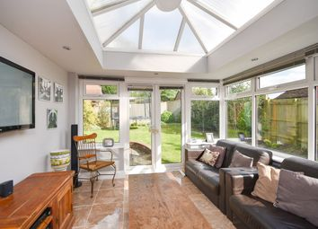 Thumbnail 4 bed detached house for sale in Station Road, Lyminge, Folkestone