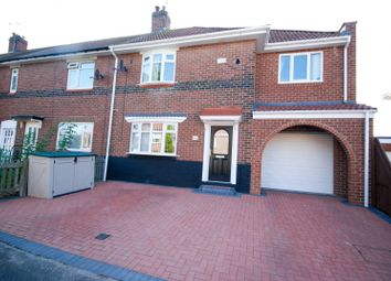 Thumbnail 4 bed semi-detached house for sale in Plantation Road, Sunderland