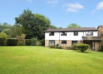 Thumbnail 6 bed detached house for sale in Erica Way, Copthorne, West Sussex, Near Crawley