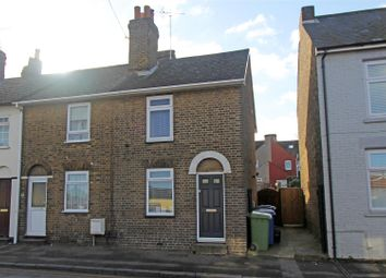 Thumbnail 2 bed end terrace house for sale in Wilton Terrace, London Road, Sittingbourne