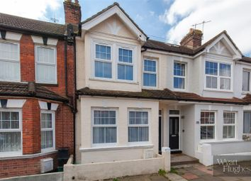 Thumbnail 3 bedroom terraced house to rent in Cumberland Road, Bexhill-On-Sea