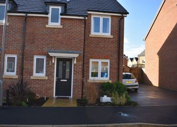 Thumbnail 3 bed semi-detached house to rent in Monarch Street, Aylesbury