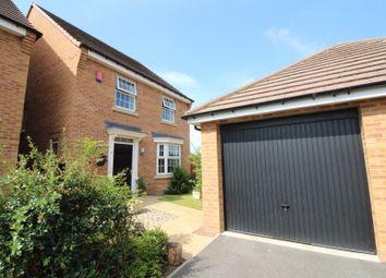 Thumbnail 4 bed detached house for sale in Hillcrest Drive, Branton, Doncaster
