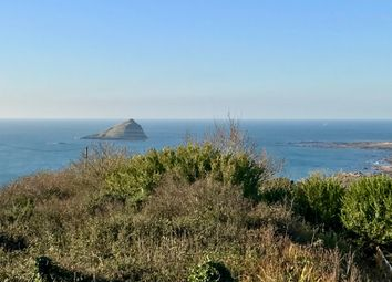 Thumbnail 4 bed detached house to rent in Cliff Road, Wembury, Plymouth