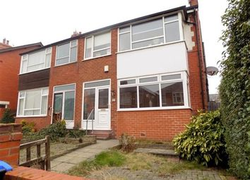 Thumbnail 3 bedroom property for sale in Westmorland Avenue, Blackpool