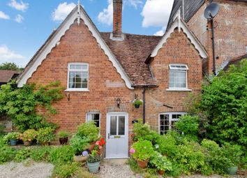 Thumbnail 2 bedroom cottage for sale in Station Road, Kintbury, Hungerford
