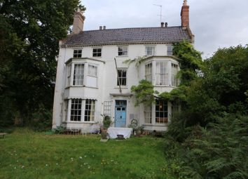 Thumbnail 6 bed detached house for sale in Syleham House, Syleham Road, Syleham, Eye, Suffolk