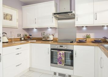 "Thumbnail 3 bedroom semi-detached house for sale in ""Bampton"" at Lytham Road, Warton, Preston"