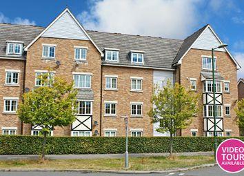 Thumbnail 2 bed flat for sale in Richards Field, Chineham, Basingstoke