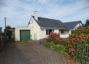 Thumbnail 2 bed bungalow for sale in Talybont, Gwynedd