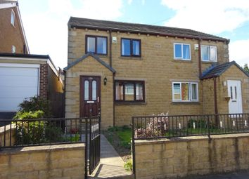 3 bed semi-detached house for sale in Edge Lane, Dewsbury WF12