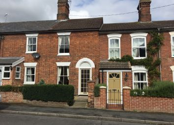 Thumbnail 3 bedroom terraced house for sale in Denmark Road, Beccles