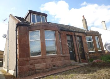 Thumbnail 3 bed semi-detached house for sale in Carlisle Road, Airdrie