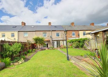 Thumbnail 4 bed terraced house for sale in Railway Terrace, New Herrington, Houghton Le Spring