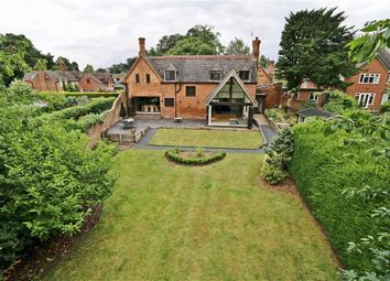 Thumbnail 4 bedroom detached house for sale in Rectory Lane, Allesley Village, Coventry