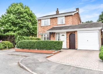 Thumbnail 3 bed detached house for sale in Barklam Close, Donisthorpe, Derbyshire