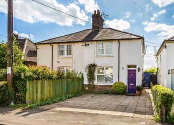 Thumbnail 3 bed semi-detached house for sale in Mill Lane, Hurst Green, Oxted