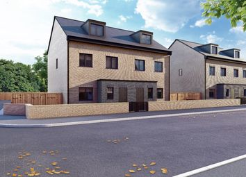 Thumbnail 3 bed semi-detached house for sale in Leeds Road, Cutsyke, Castleford