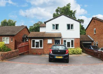 Thumbnail 4 bed detached house for sale in Argyle Close, Whitehill, Bordon, Hampshire