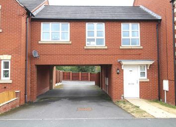 Thumbnail 2 bed terraced house for sale in Thoresby Road, Mansfield Woodhouse, Mansfield