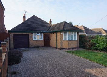 Thumbnail 3 bedroom detached bungalow for sale in Headland Road, Evington