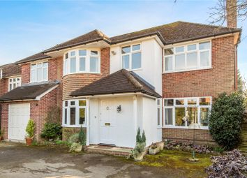Thumbnail 4 bed detached house for sale in Grosvenor Road, Chandler's Ford, Hampshire
