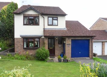 Thumbnail 3 bed detached house for sale in Castle Oak, Usk, Monmouthshire