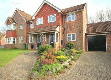 Thumbnail 2 bed end terrace house for sale in Cissbury Close, Horsham
