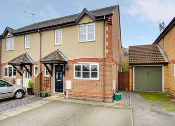 Thumbnail 3 bed property for sale in Thracian Close, Colchester