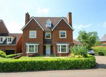 Thumbnail 5 bedroom detached house for sale in Marryat Close, Winwick, Warrington