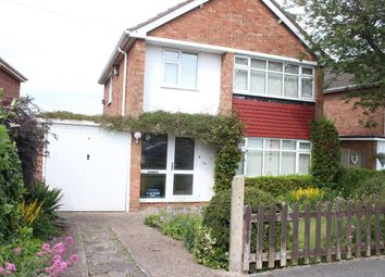 Thumbnail 3 bed detached house for sale in Spa Drive, Sapcote, Leicester