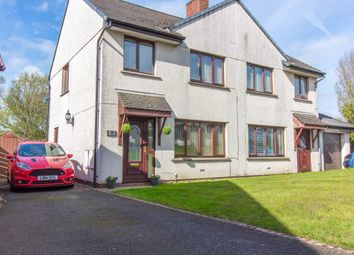 Thumbnail 3 bed town house for sale in Heywood Close, Onchan