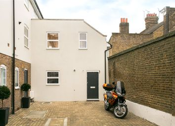 Thumbnail 1 bedroom mews house for sale in Abberley Mews, Clapham, London