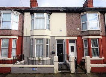 Thumbnail 3 bed terraced house for sale in Dingley Avenue, Liverpool