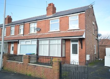 Thumbnail 3 bed end terrace house to rent in Marsden Road, Blackpool