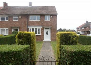 Thumbnail 2 bed end terrace house to rent in Milne Road, Bilton Grange, Hull, East Yorkshire