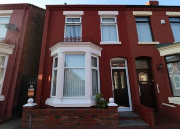 Thumbnail 3 bed terraced house for sale in Malvern Road, Liverpool