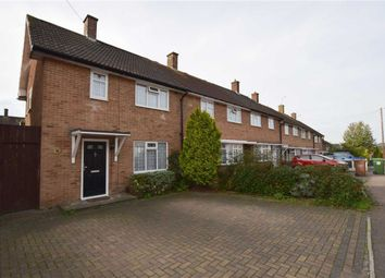 Thumbnail 3 bed semi-detached house for sale in Cornwell Crescent, Stanford-Le-Hope, Essex