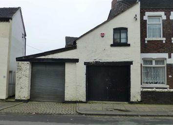 Thumbnail Light industrial for sale in St John Street, Stoke-On-Trent, Staffordshire
