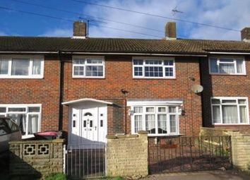 Thumbnail 3 bed terraced house to rent in Swallow Road, Crawley