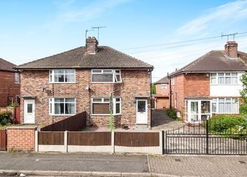 Thumbnail 2 bed semi-detached house for sale in Wesley Place, Stapleford, Nottingham