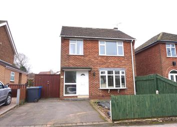 Thumbnail 3 bed detached house for sale in Sunny Grove, Derby
