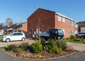 Thumbnail 3 bed semi-detached house for sale in Goodrich Close, Ross-On-Wye