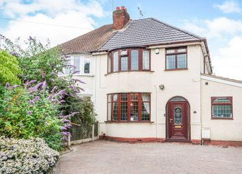 Thumbnail 3 bed semi-detached house for sale in Southbourne Road, Fordhouses, Wolverhampton