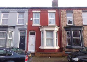 Thumbnail 3 bed terraced house for sale in Romer Road, Kensington, Liverpool, Merseyside