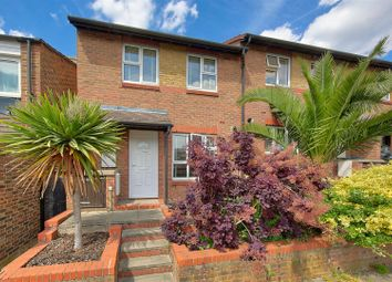 Thumbnail 3 bed semi-detached house to rent in Linstead Way, London